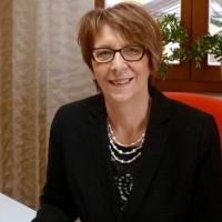 Bürgermeisterin Margit Kirzinger